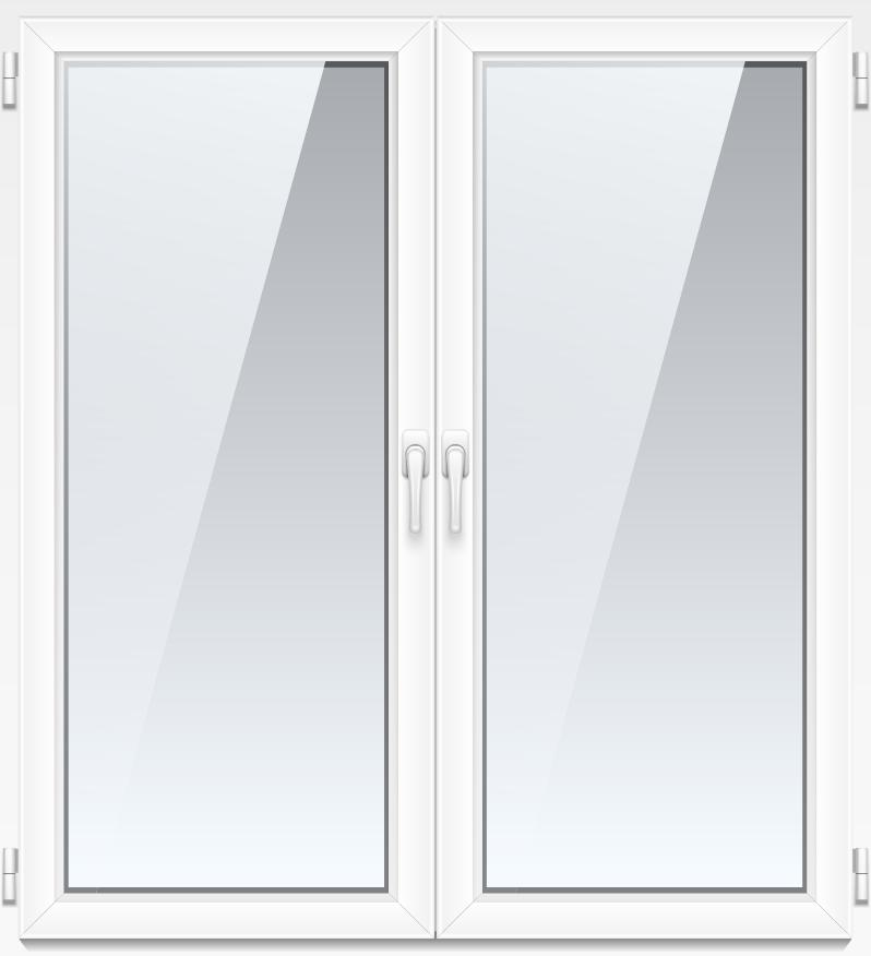 Fenêtre blanche, Enemen, entreprise de négoce en menuiserie à Laissac